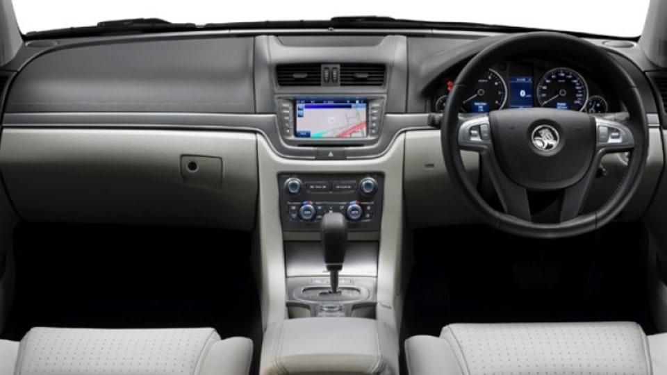 Holden Calais V VE Series II