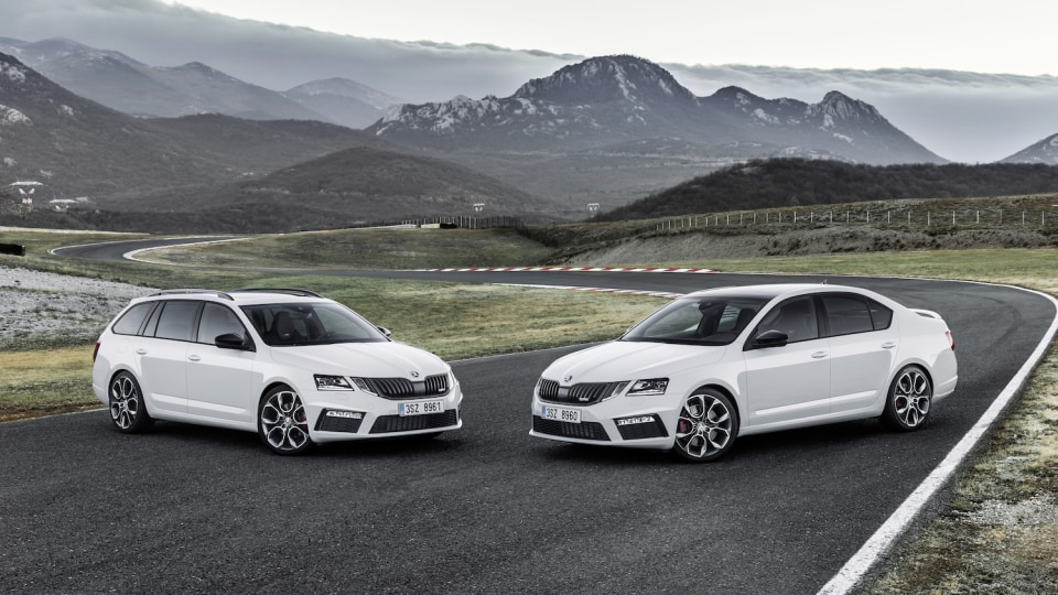 Facelifted 2018 Skoda Octavia RS - Price And Features For Australia