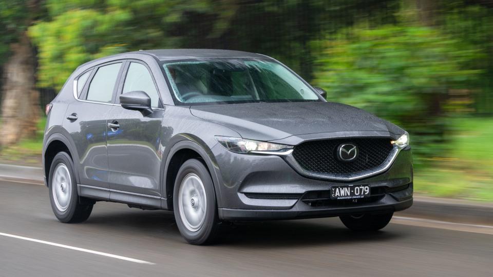 2018 Mazda CX-5 Maxx new car review