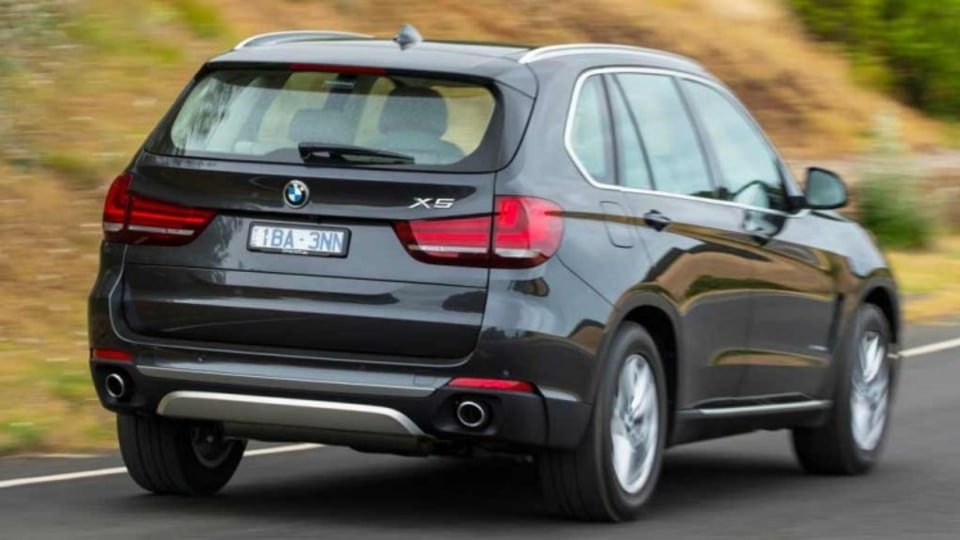 New entry-level BMW X5 25d.