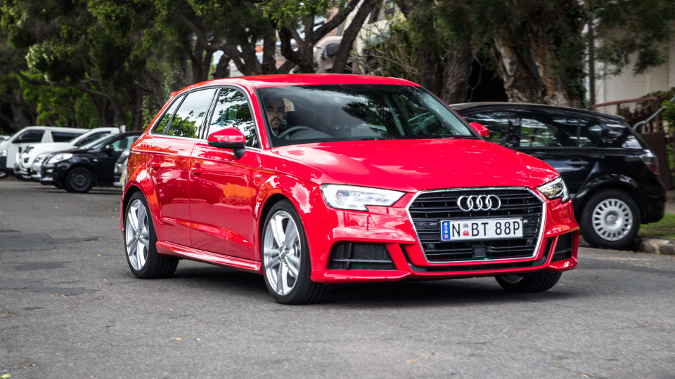 2019 Audi A3 review: 35TFSI Sportback S line plus