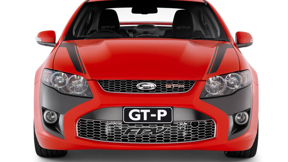 2011 FPV GT Range Launched In Australia