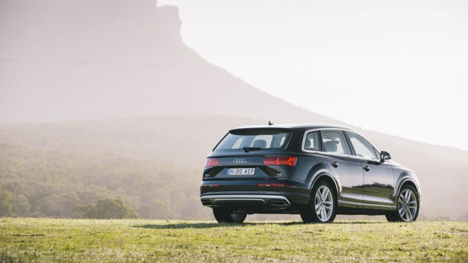 Audi's new Q7 joins the fight against its European rivals.