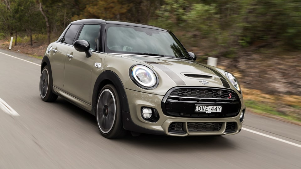 2018 Mini Cooper S she says, he says review