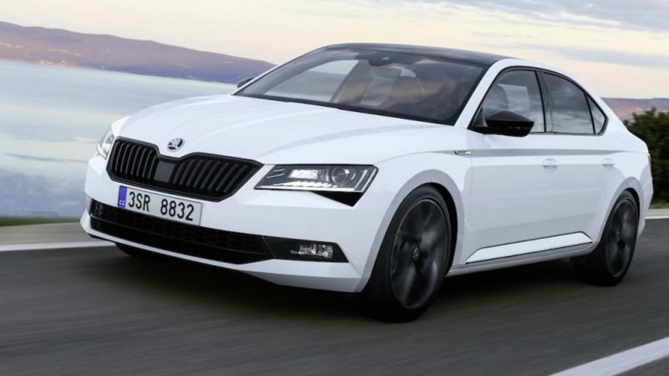2017 Skoda Superb Sportline First Drive REVIEW – Cool Without Trying Too Hard