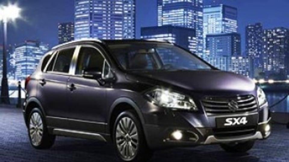 Suzuki's small SUV revealed