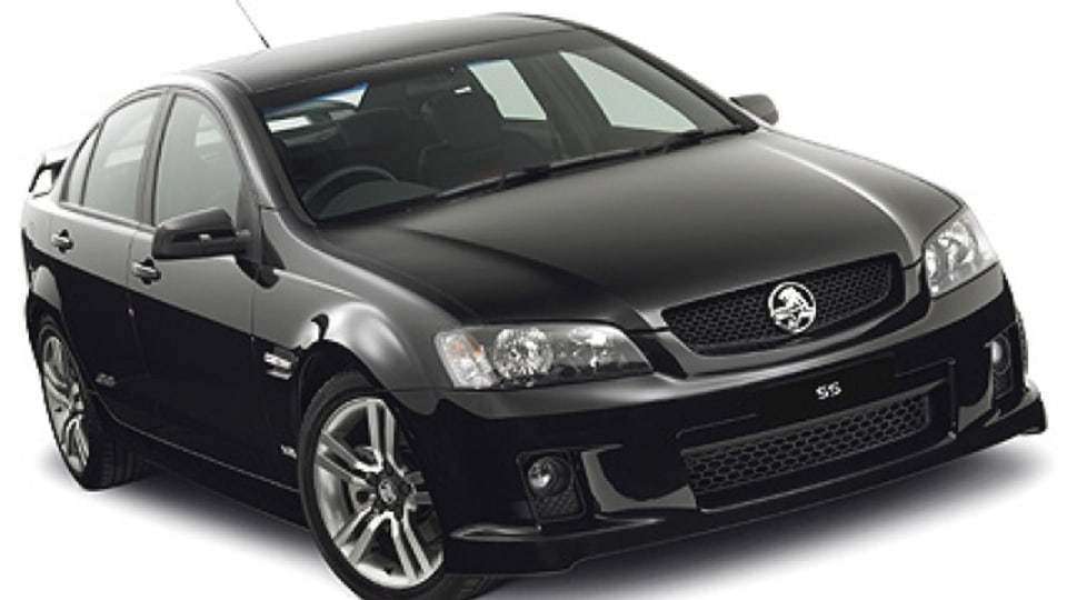 Holden Commodore VE SS