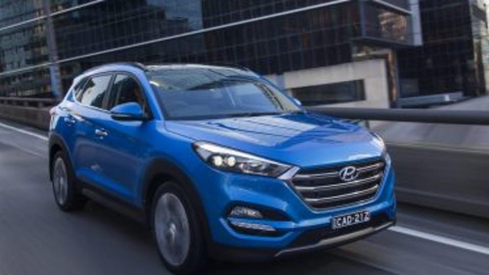 2018 Hyundai Tucson range review