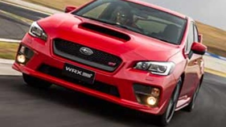 Subaru WRX STI priced under $50k