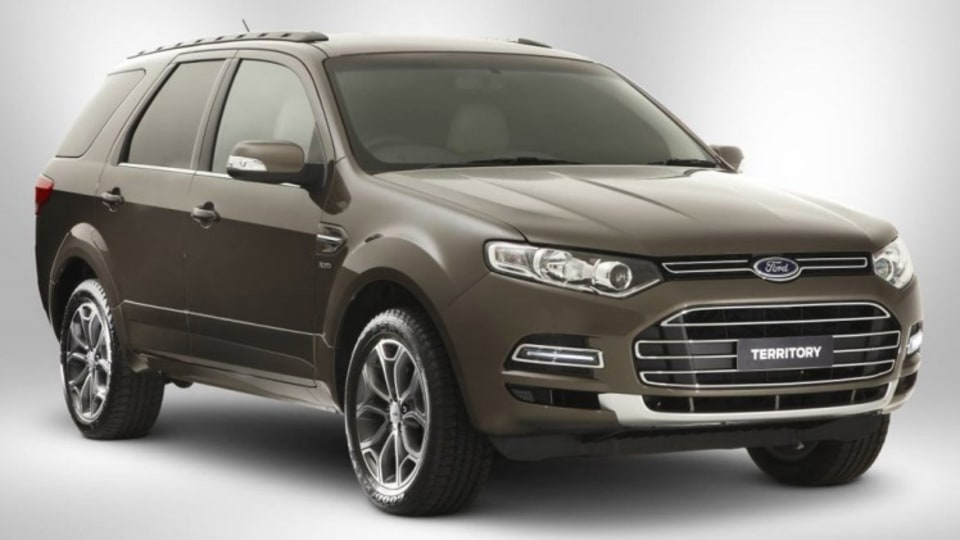 Ford's next-generation Territory, which features a diesel engine is a big step forward for the locally produced vehicles in the range.