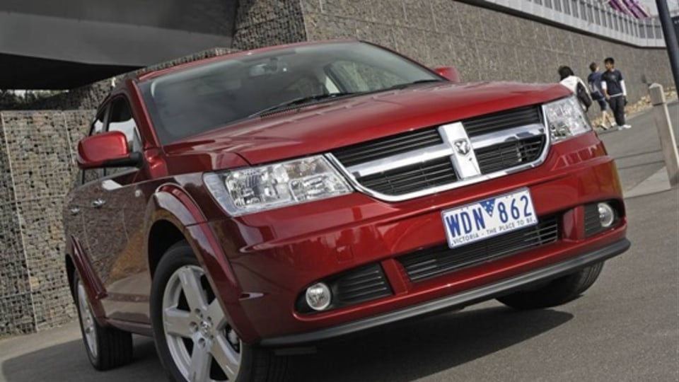 Dodge Journey And Jeep Cherokee Prices Cut