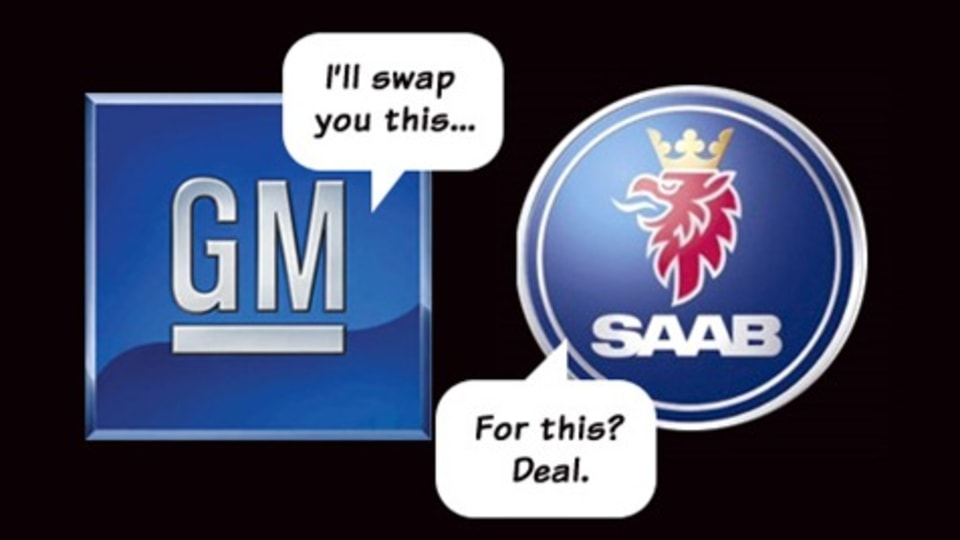 GM And Saab To Cooperate Beyond Separation
