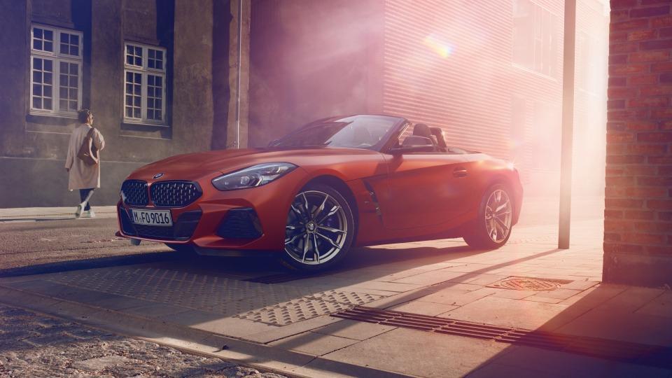 2019 BMW Z4.