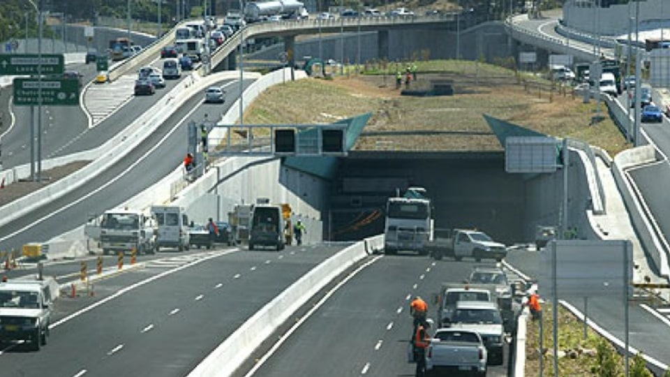 Lane Cove Tunnel