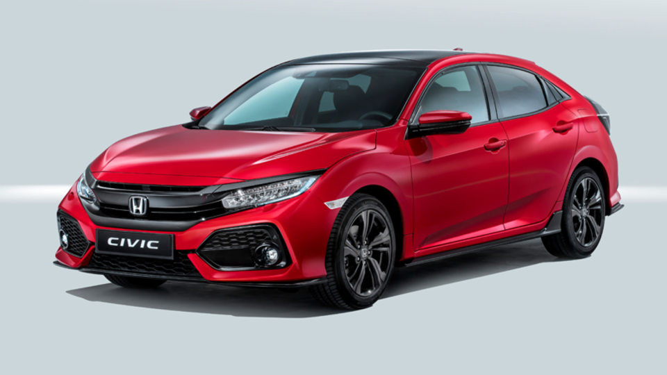 Honda Reveals Prices For Long Awaited New Civic Hatch