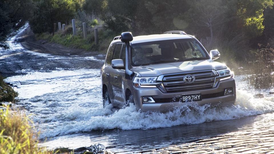 Toyota LandCruiser, Nissan Patrol, Ram 1500, Silverado 1500 in demand as buyers holiday at home