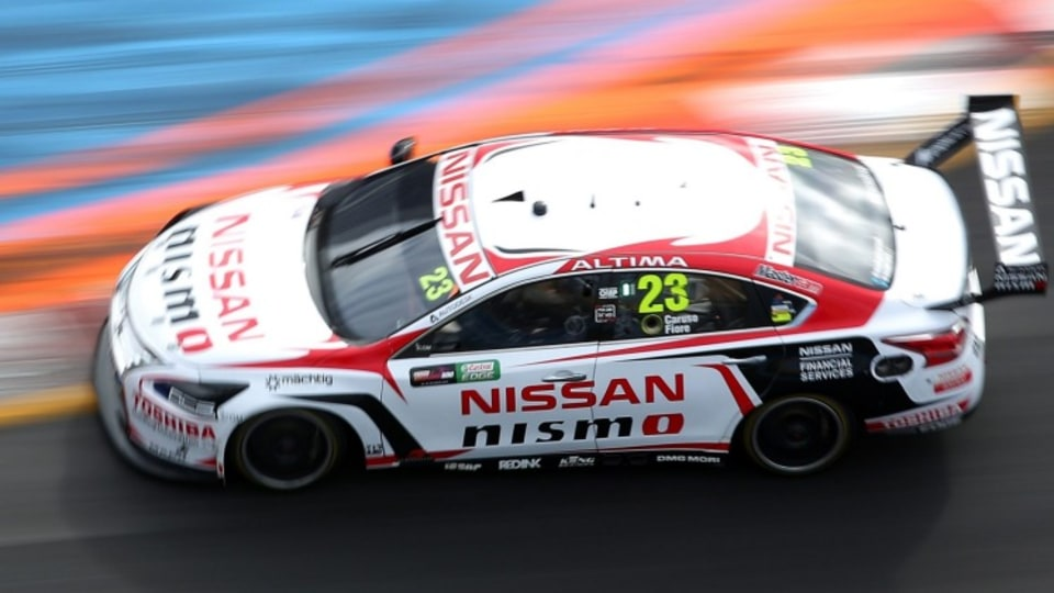 Nissan's future in the Supercars Series is yet to be decided.