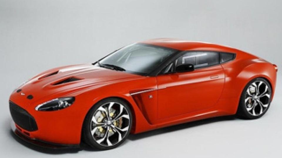 $500K Aston Zagato is go