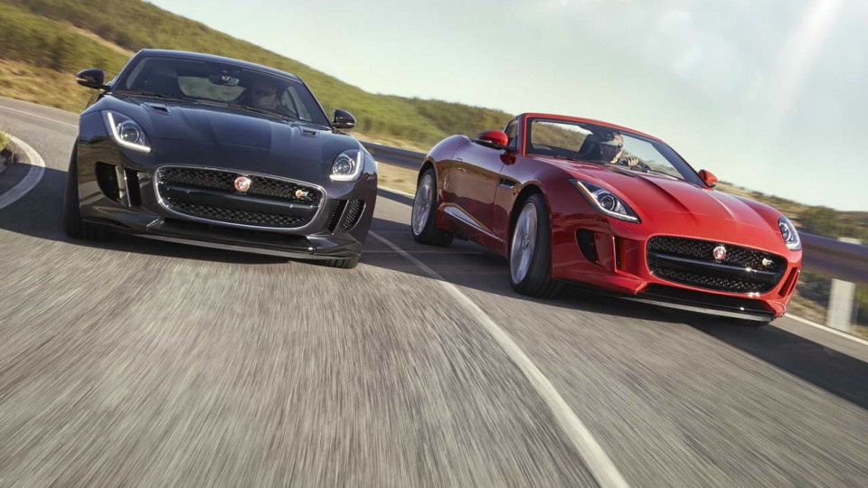 2015 Jaguar F-Type: Now With Manual, All-Wheel-Drive