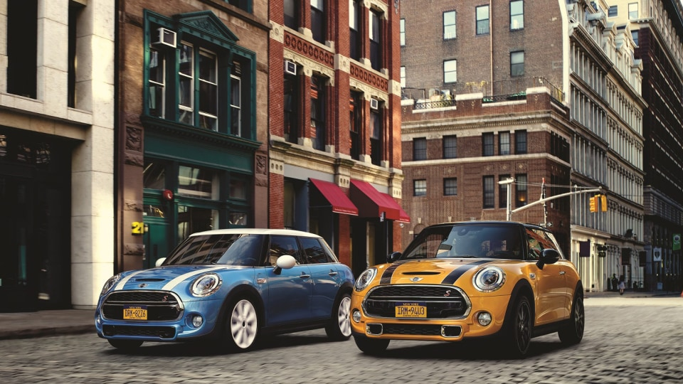 2016 MINI Cooper and Cooper S Hatch Updated - Prices, Features and Specifications