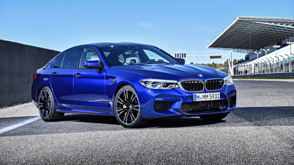 2018 BMW M5 Overseas Preview Drive | More Power, More Grip, More Speed… And More Luxury