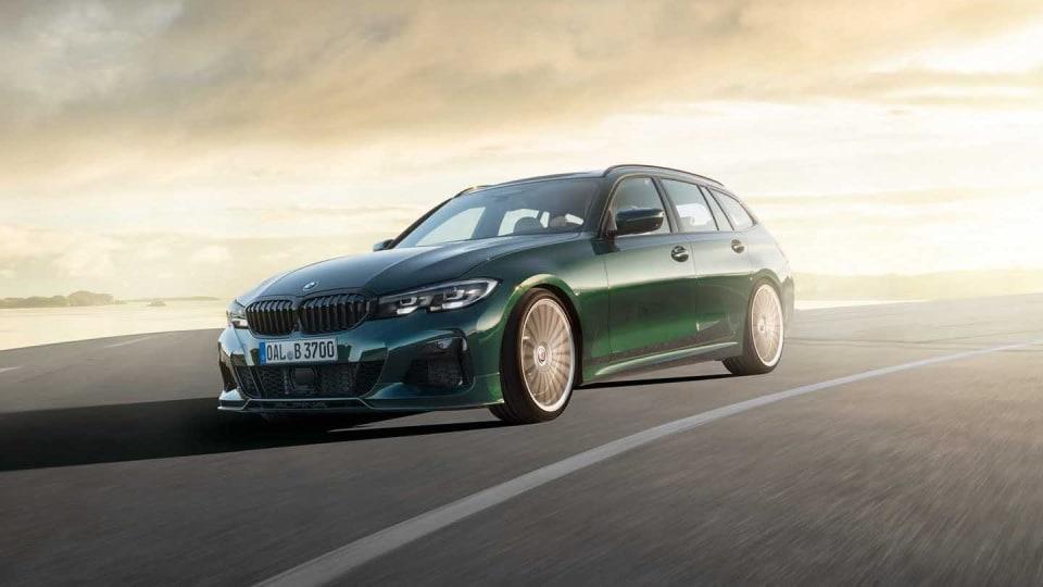 2020 Alpina B3 Touring revealed: Still want that M3 wagon?
