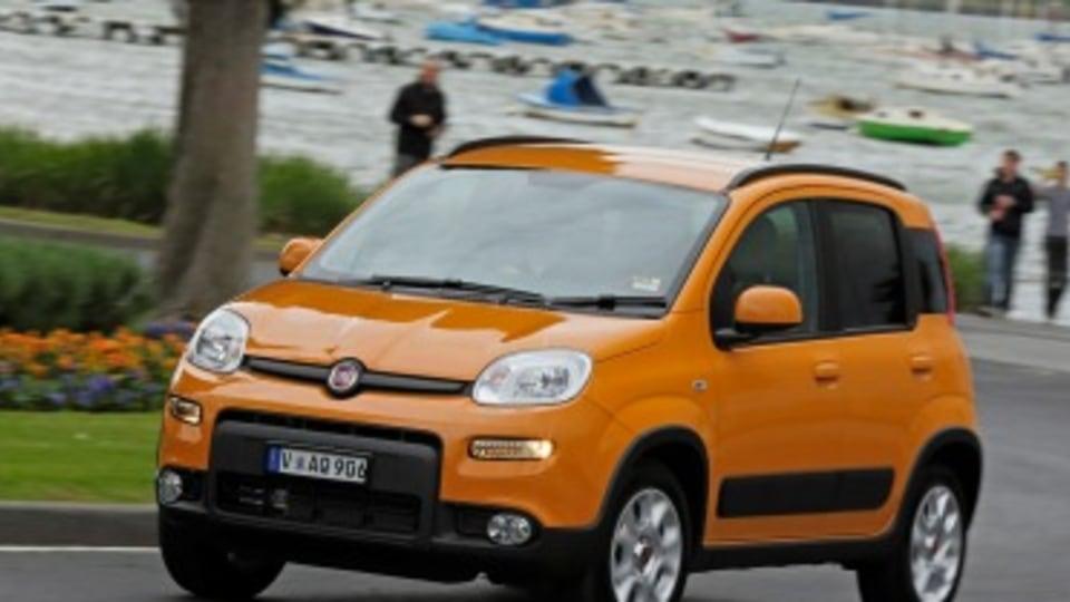 Fiat Panda extinct in Australia