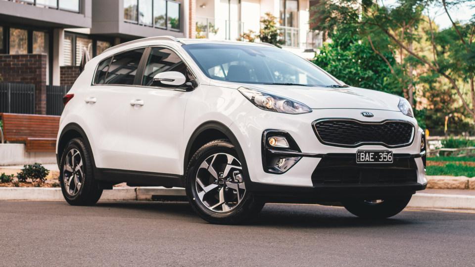 2020 Kia Sportage S petrol review