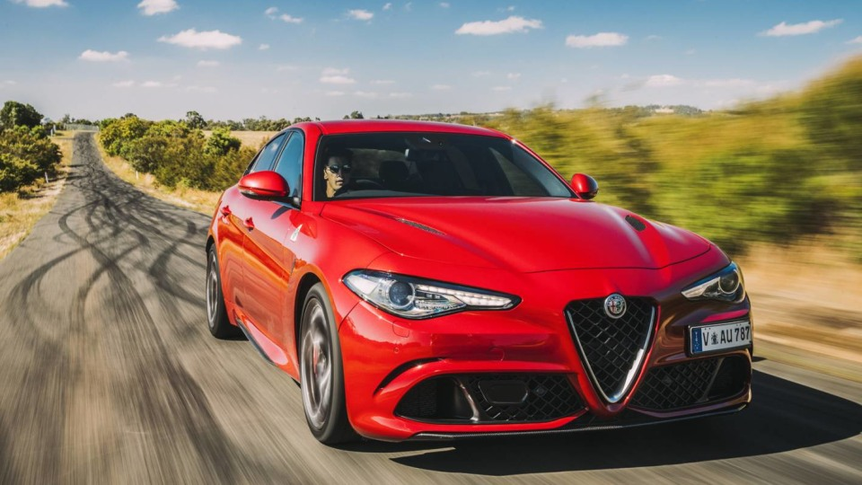 2017 Alfa Romeo Giulia - Price And Features For Australia
