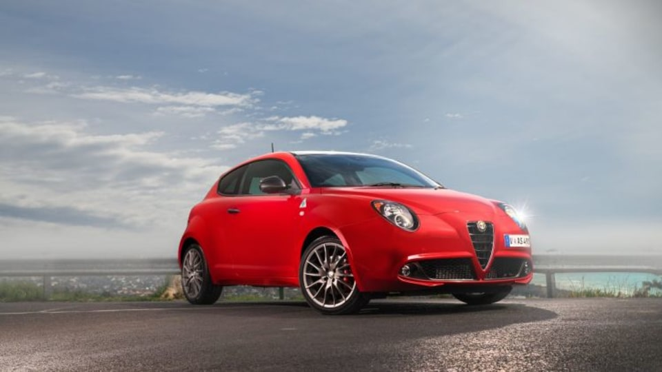 Alfa Romeo has updated its Mito QV hot hatch with more features