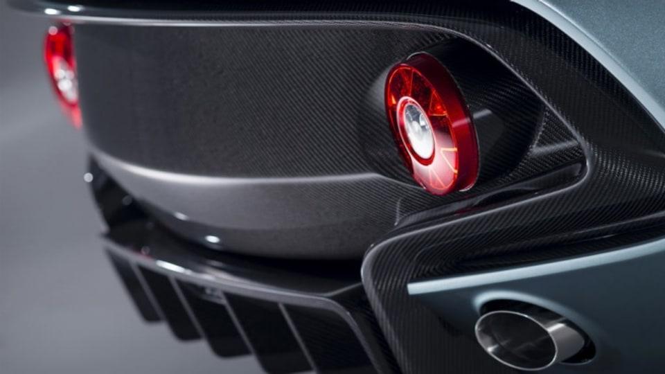 Aston Martin CC100 Speedster Concept.