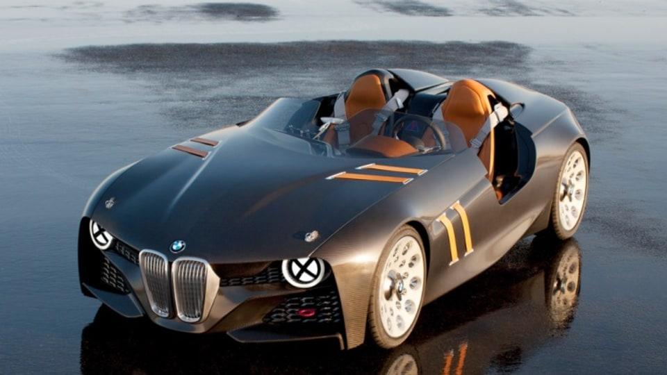 2011 BMW 328 Hommage concept.