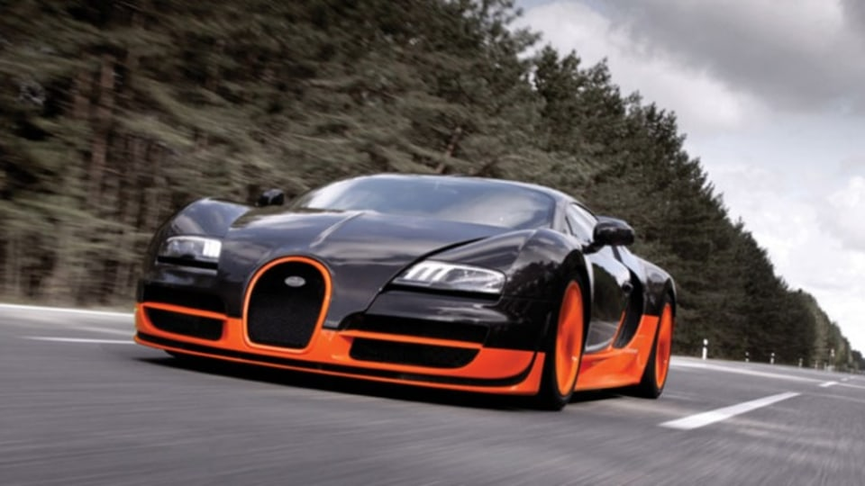 The replacement for the world's fastest production car has been ruled out.