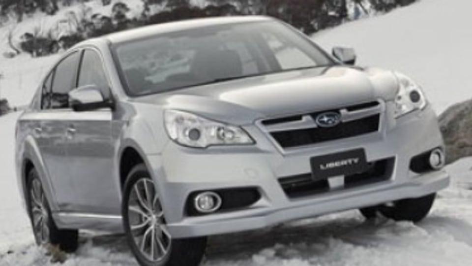 Subaru Liberty X