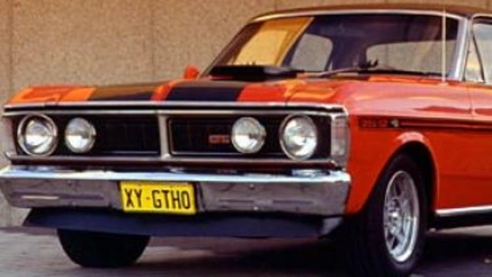 1971 Ford Falcon XY GTHO