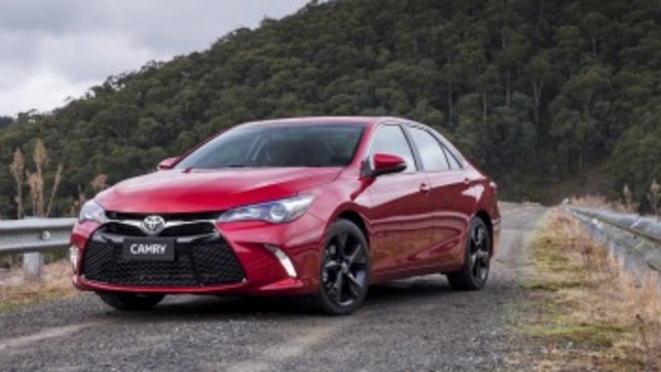 Toyota Camry Atara SX