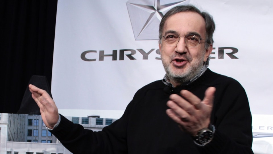 Automotive executive Sergio Marchionne has stepped down from roles at FCA and Ferrari.