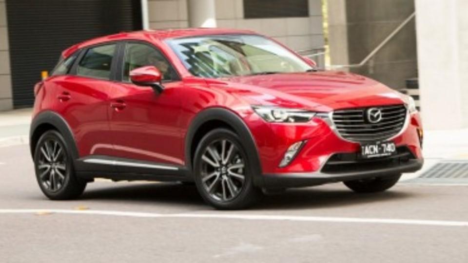 Mazda CX-3 Akari diesel AWD road test review