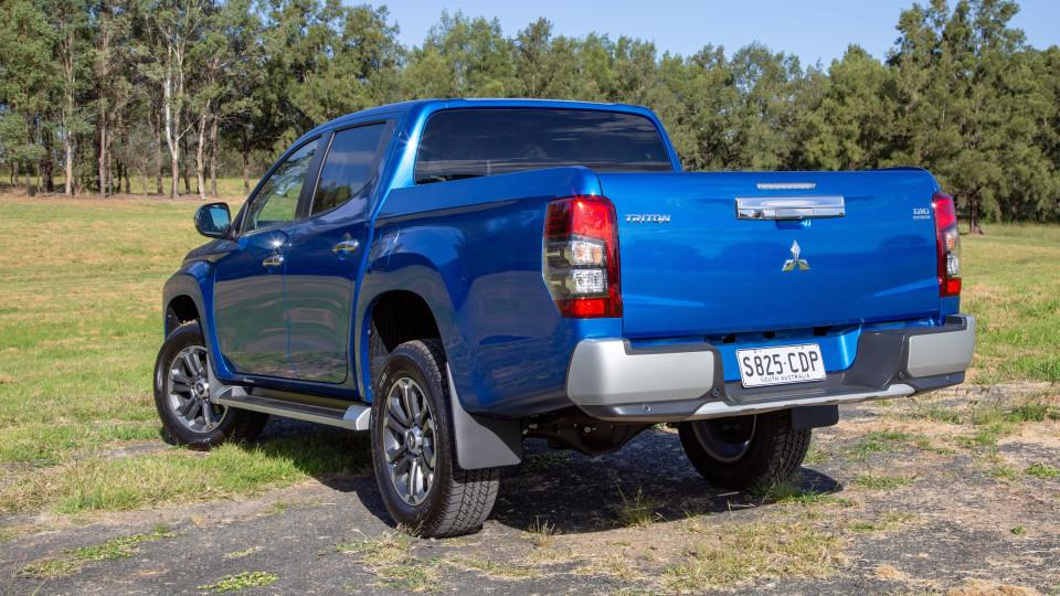 2020 Mitsubishi Triton GLX-R review-0
