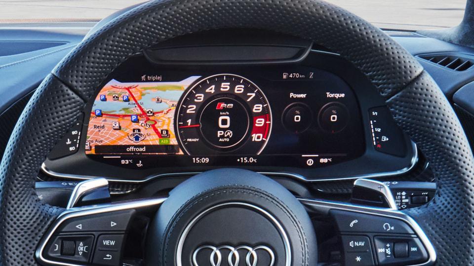 2020 Audi R8 V10 review-1