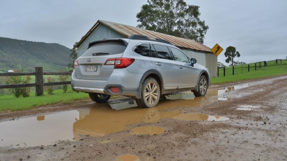 Subaru Outback 3.6R.