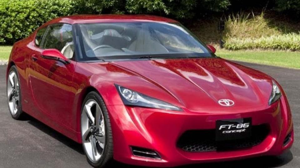Toyota's sports car