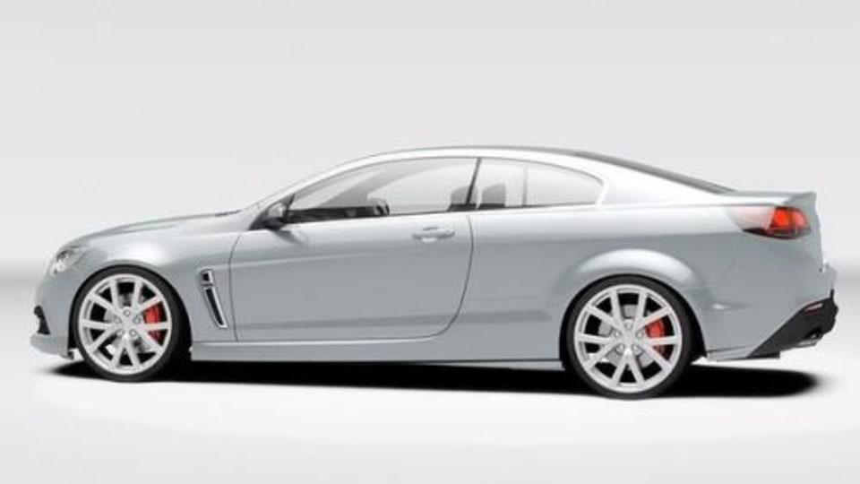 2013 Holden Monaro Concept - Australia