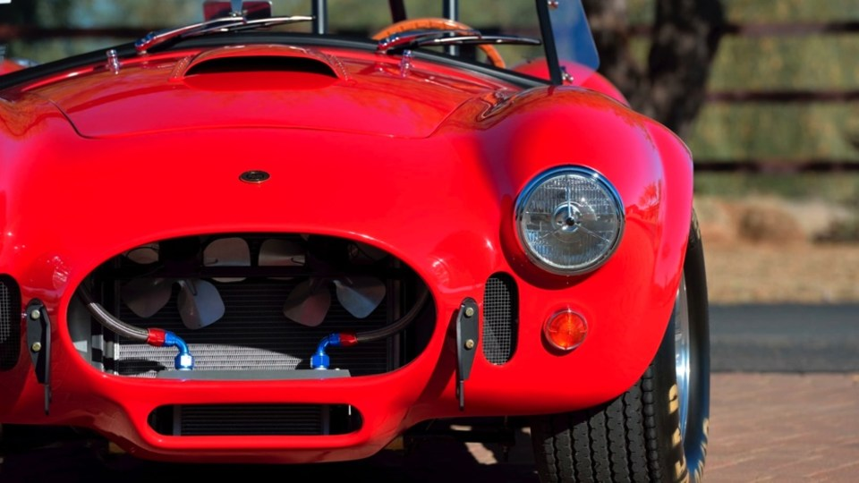 Paul Walker's 1965 Shelby 427 Cobra FAM goes to auction