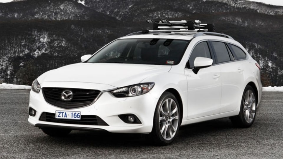 The Mazda6 wagon is a solid all-round performer.
