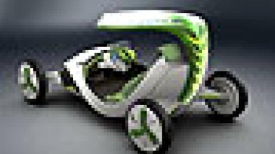 The weird Leaf Car