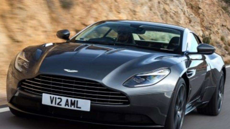 Aston Martin DB11 launches in Australia