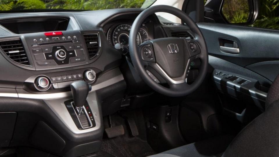 Honda CR-V VTi 2.4 AWD.