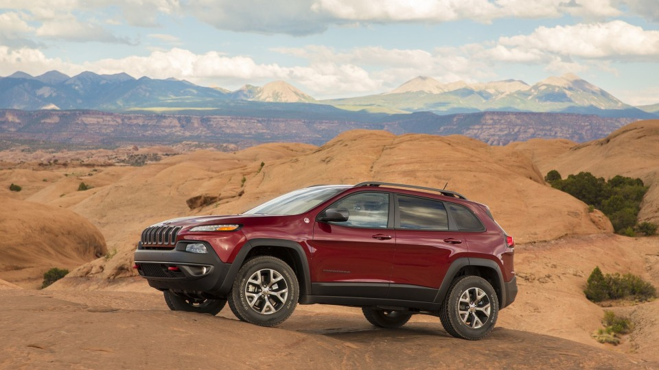 Jeep Cherokee Trailhawk 2014 Used Car Review