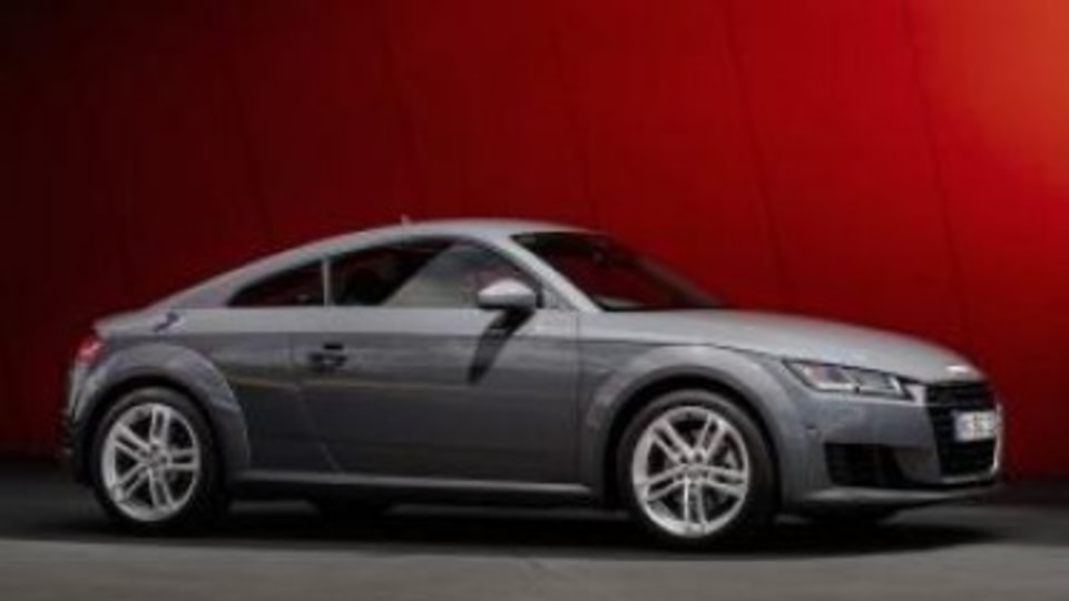 Audi TT new car review